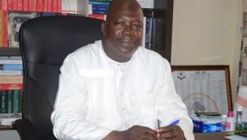 Me Mohamed Traoré ancien batonnier de Guinée