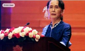Birmanie Aung San Suu Kyi arrêtée