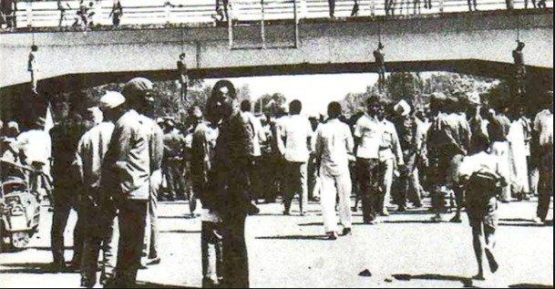 Guinée sous le pont 8 novembre