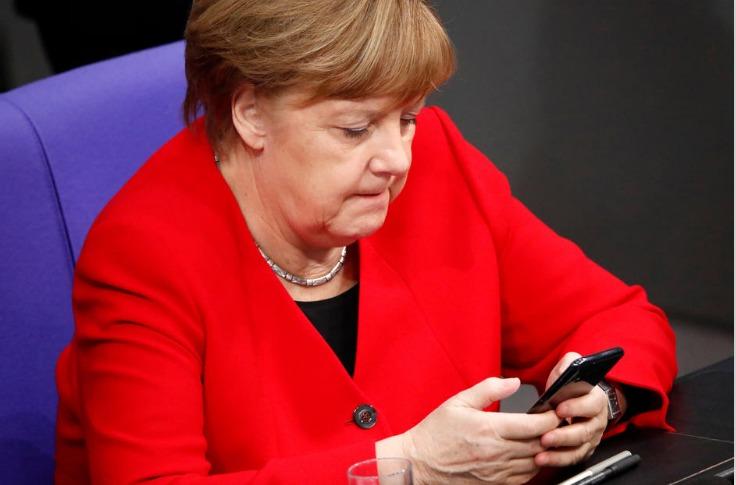 Angala Merkel