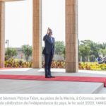 Benin Le président béninois Patrice Talon