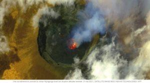 Le Volcan Nyiragongo