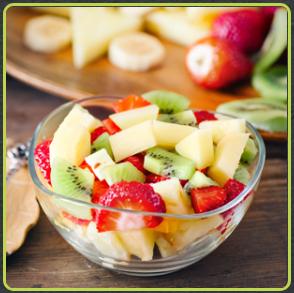 DESSERT SALADE DE FRUITS