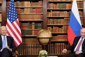 Diplomatie Au sommet de Genève