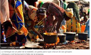 Teranga La chose que les Sénégalais partagent le plus