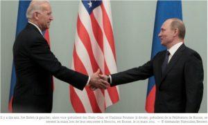 Sommet Biden-Poutine