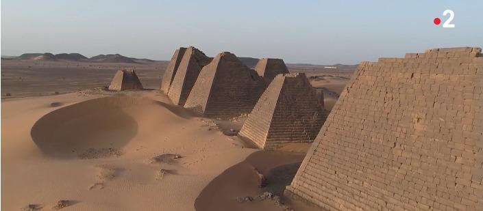 Soudan l'autre pays des pyramides