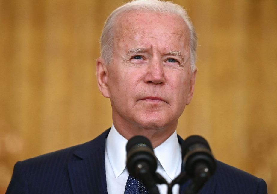 La réaction de Joe Biden après l'attentat à Kaboul