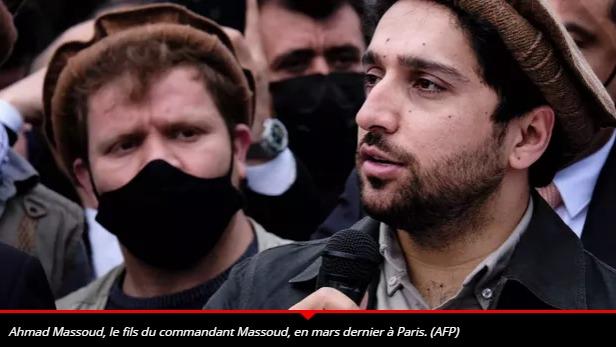 Ahmad Massoud fils du légendaire Commandant Massoud