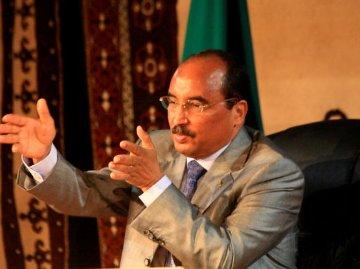 l'ancien président Aziz de Mauritanie