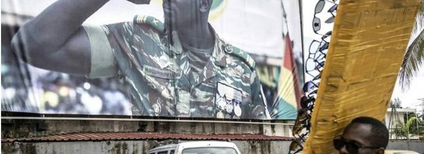 Guinée la Cédéao sanctionne les auteurs du putsch