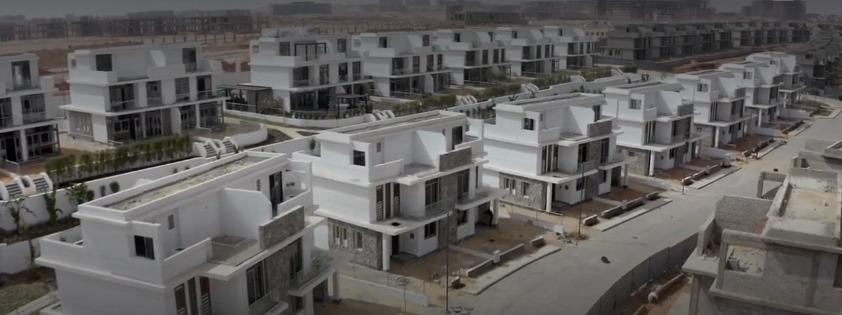 Égypte Al Masa une nouvelle capitale en pleine construction