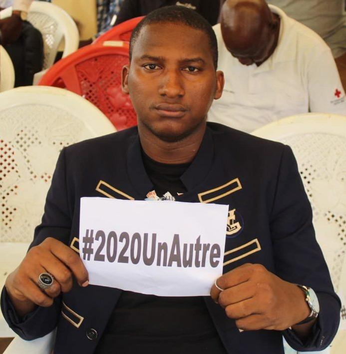 Ibrahim Kalil Diallo journaliste
