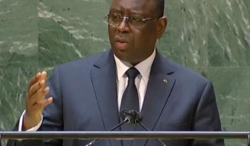 Sahel Macky Sall souhaite un renforcement de la Minusma