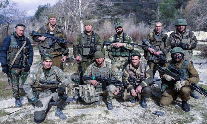 la présence des mercenaires russes au Mali