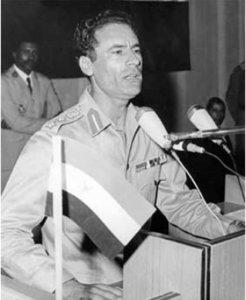 Le rêve impérial de Kadhafi