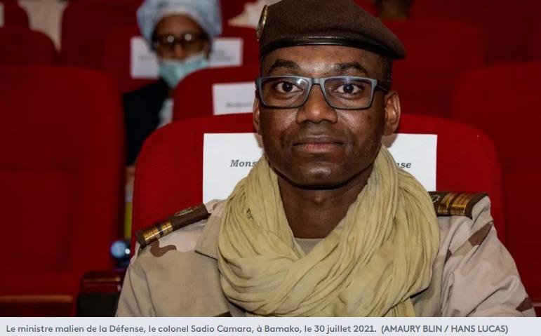Le ministre malien de la Défense