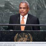 Le nouveau Président capverdien José Maria Pereira Neves