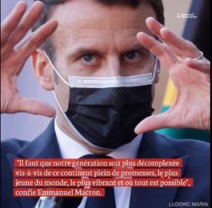 Macron menace de retirer les troupes françaises