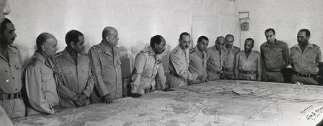 La guerre du Kippour le pari de Sadate